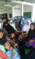 Participants of a Sisters Class held in Gerogetown
